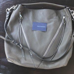 Rebecca Minkoff Moto Hobo Leather Bag